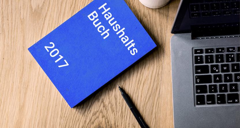 Finanzpolster: Haushaltsbuch - So bekommst du deine Finanzen in den Griff
