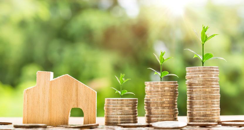 Mit Immobilien Crowdfunding auf dem Weg zur finanziellen Sicherheit
