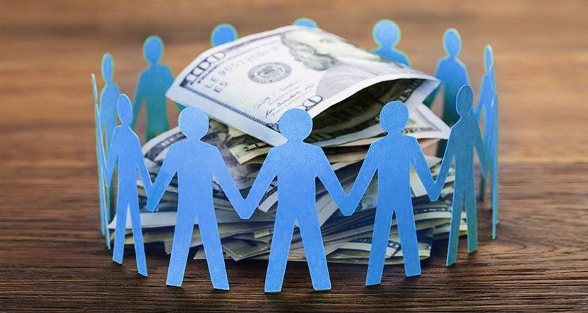 Finanzpolster Was ist eigentlich Crowdfunding