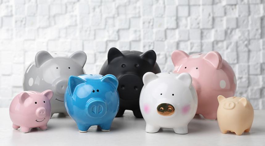 Sparen leicht gemacht mit dem Mehrkontenmodell