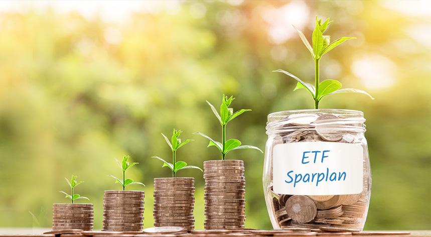So richtest du deinen ersten ETF Sparplan ein